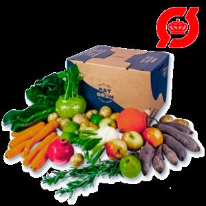 Eat Grim veggie box